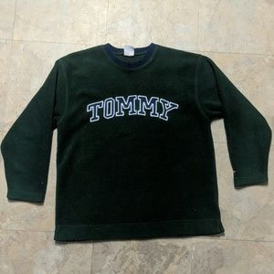 Vintage Tommy Hilfiger Boys Youth Medium Crewneck